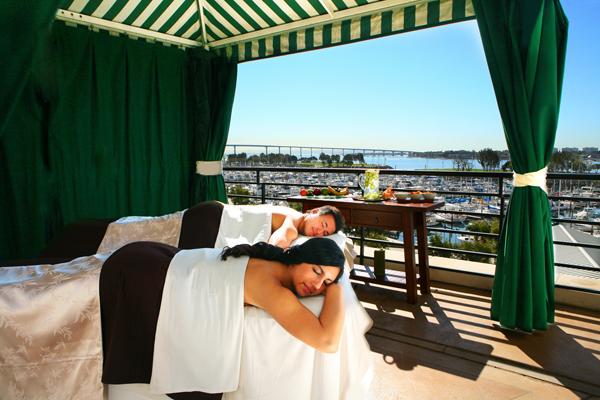 Summer getaways a girlfriends getaway san diego for Best spas for girlfriend getaway