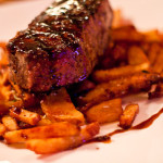 steak en frites