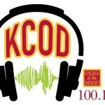 KCOD logo 2013