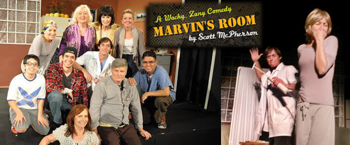 Only Three Performances Left Of Ipac S Marvin S Room