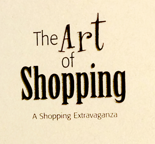 Art of Shopping