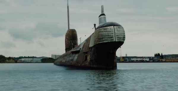 Black Sea Submarine