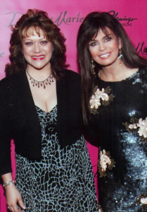 Marie Osmond and Lola Rossi 001