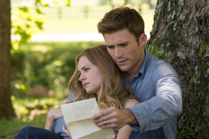 THE LONGEST RIDE still
