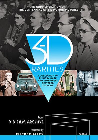 3D Rarities