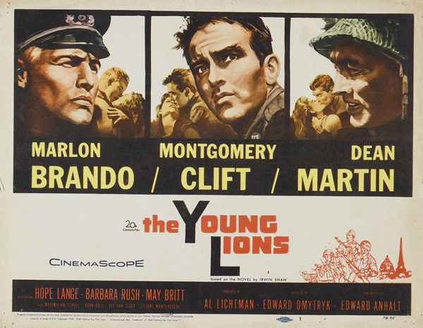 Young Lions 1958