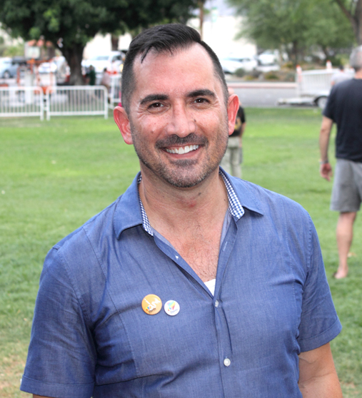 Mike Thomson - Executive Director LGBT CCD