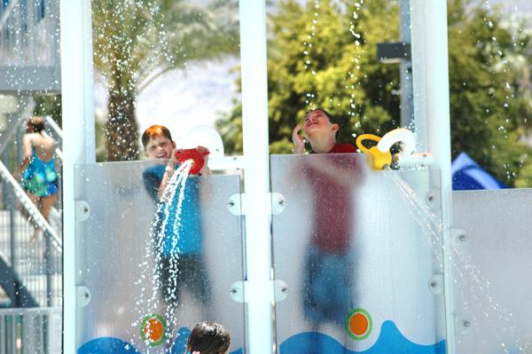spalsh playground photo