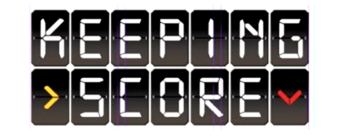 Image result for keeping score