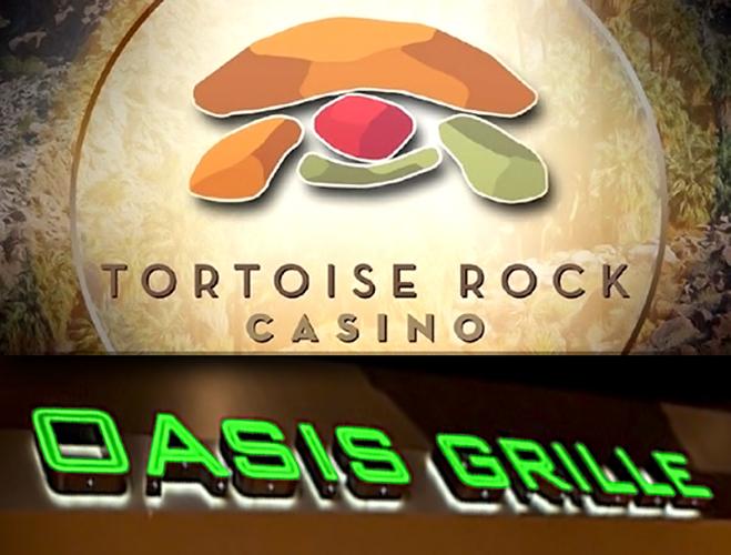 Tortoise Rock Oasis Grille