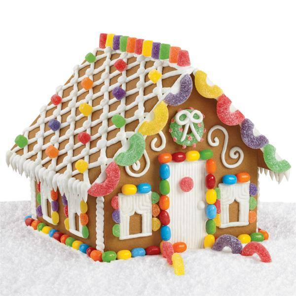 Build a Gingerbread House for inclusion in Miramonte Resort ...