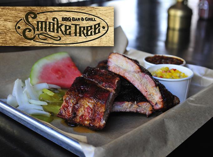 Smoke Tree ribs