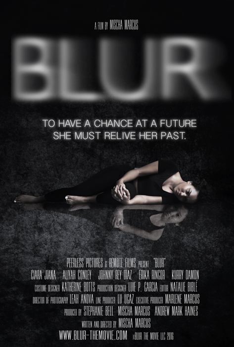 BLUR Poster