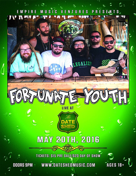 fortunate youth flyer