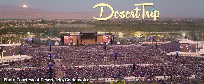 Desert Trip 2016 Weekend 2