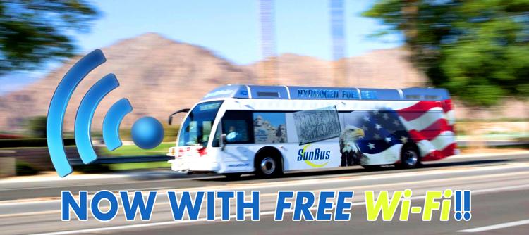 SunBus Free WiFi