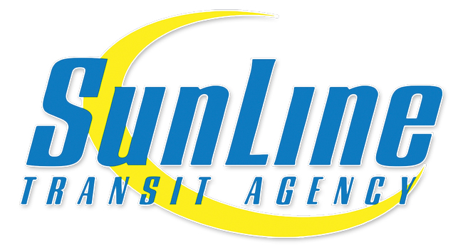 SunLine Transit Agency Logo