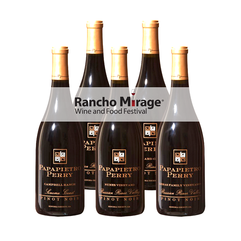 Rancho Mirage Wine and Food Festival at the Rancho Mirage