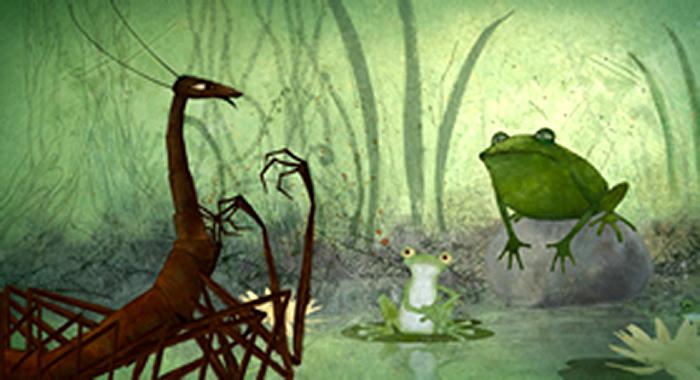 Centipede___Toad