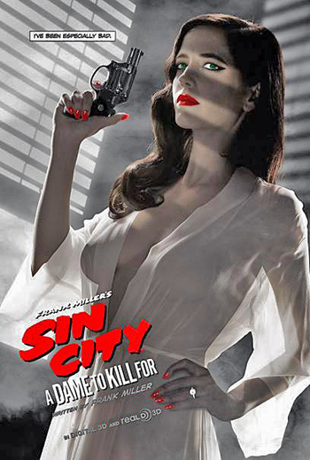 Sin City Dame