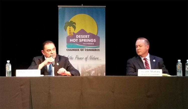 DHS Chamber Mayor