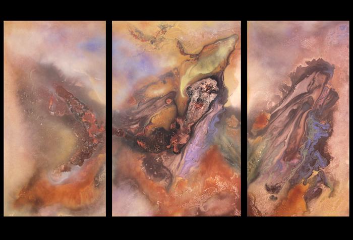 Richard Daniel_Painting