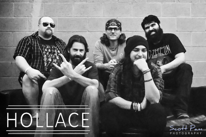 Hollace band Date Shed 3-24