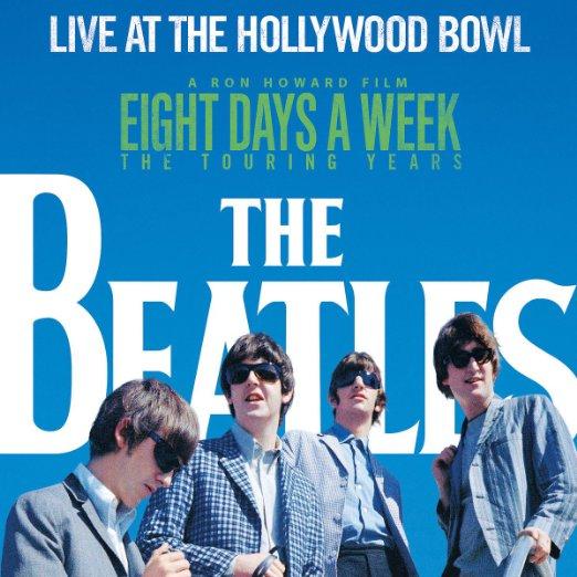 Beatles Hollywood Bowl