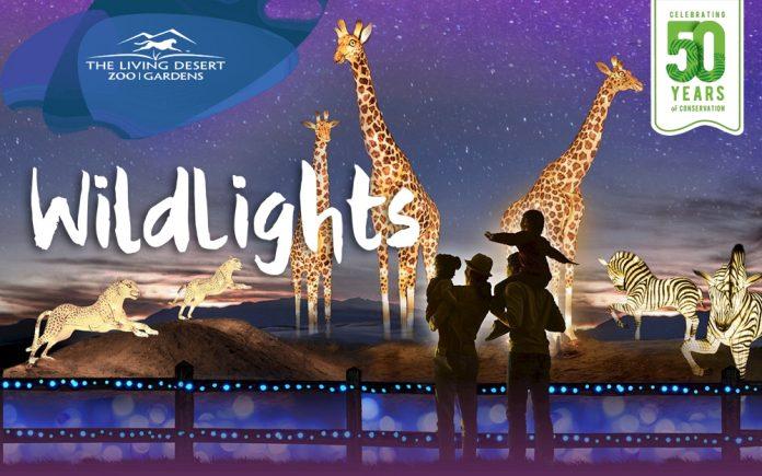 FP WildLights LD 696x435 - Wildlights The Living Desert Zoo And Gardens December 31